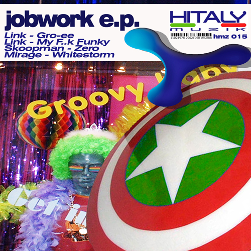 Album Art - Jobwork EP