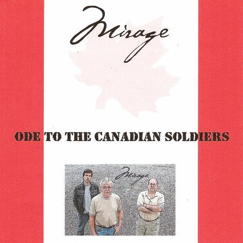 Album Art - Ode To The Canadian Soldiers