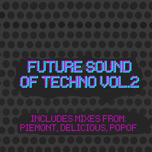 Album Art - Future Sound Of Techno Volume 002
