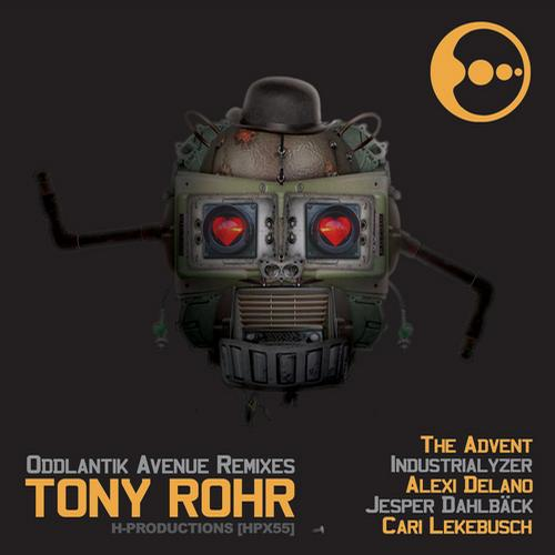 Album Art - Oddlantik Avenue Remixes