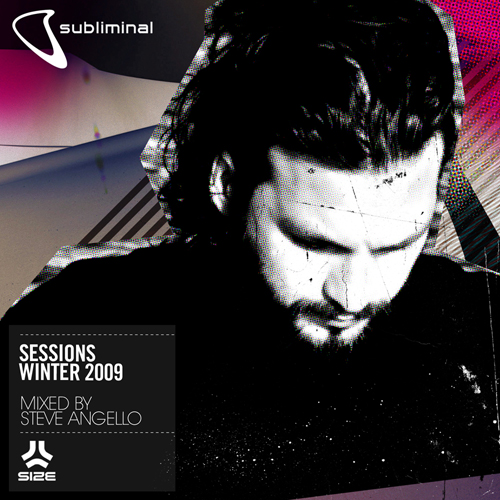 Album Art - Subliminal Sessions Winter 2009