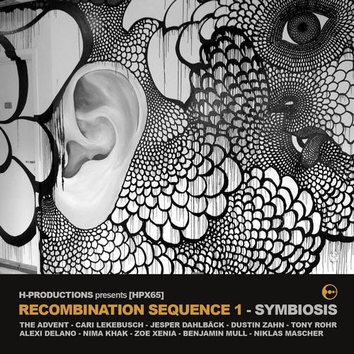 Album Art - Recombination Sequence 1 - Symbiosis