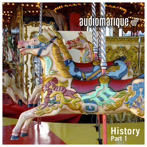 Album Art - Audiomatique History Part 1