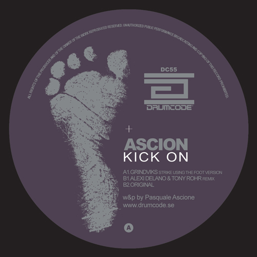 Album Art - Kick On