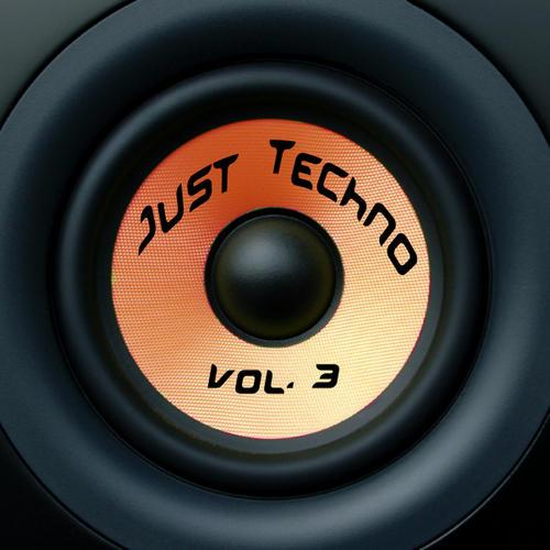 Album Art - Just Techno Volume 3