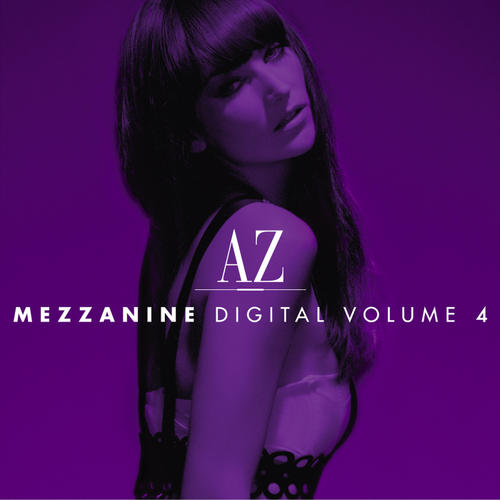 Album Art - AZ Mezzanine Digital Volume 4