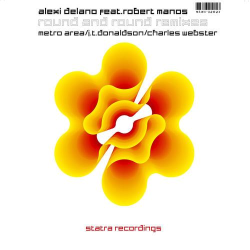 Album Art - Round And Round Incl. Remixes