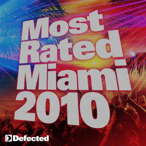 Album Art - Most Rated Miami 2010