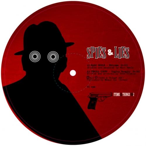 Album Art - Spies & Lies