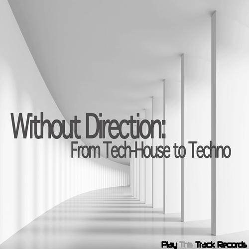 Album Art - Without Direction: From Tech-House To Techno