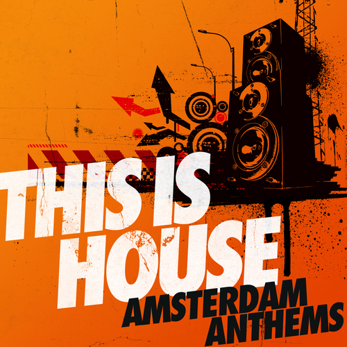 Album Art - This Is House Amsterdam Anthems