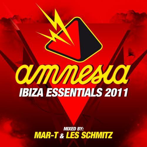 Album Art - Amnesia Ibiza Essentials 2011