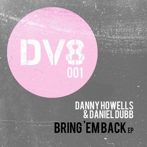 Album Art - Bring 'Em Back EP