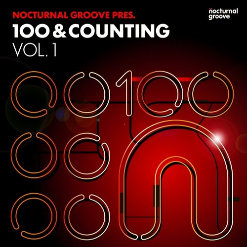 Album Art - Nocturnal Groove: 100 & Counting, Vol. 1
