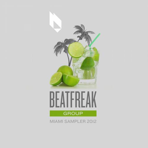 Album Art - Beatfreak Group Pres. MIAMI SAMPLER 2012