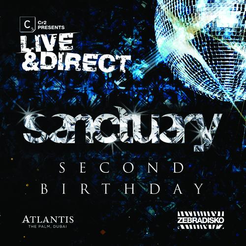 Album Art - Sanctuary - 2nd Birthday