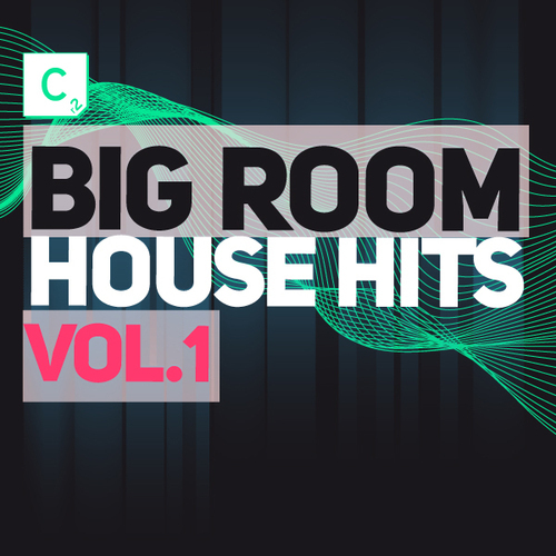 Album Art - Big Room House Hits - Volume 1