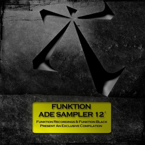 Album Art - Funktion - ADE Sampler 12'