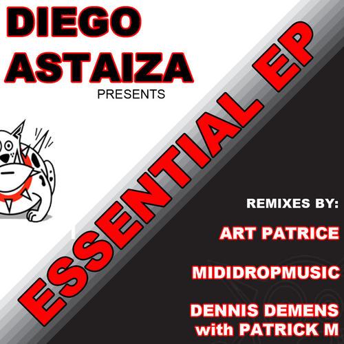 Album Art - Essential EP