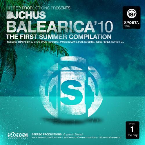 Album Art - DJ Chus presents Balearica'10 - Part 1 (The Day)
