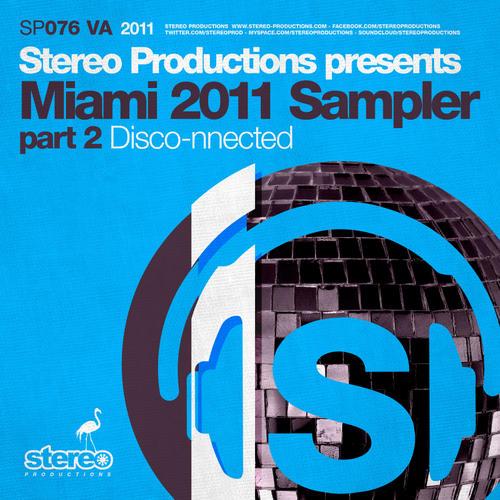 Album Art - Miami 2011 Sampler Pt. 2: Disco-nnected