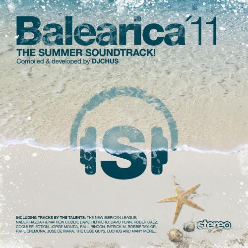 Album Art - Balearica '11 By DJ Chus
