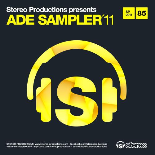 Album Art - ADE Sampler '11