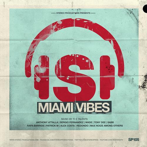 Miami Vibes Album Art