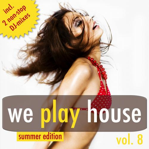 Album Art - We Play House Vol. 8 (Summer Edition)