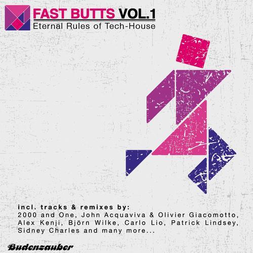 Album Art - Fast Butts, Vol. 1 - Eternal Rules of Tech-House