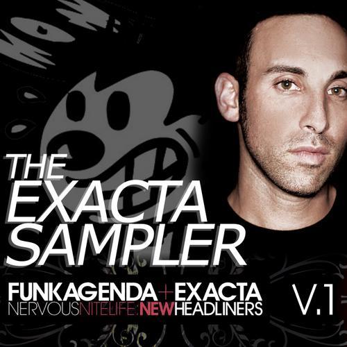 Album Art - The Exacta Sampler
