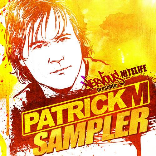 Album Art - Nervous Nitelife: Patrick M (Sampler)