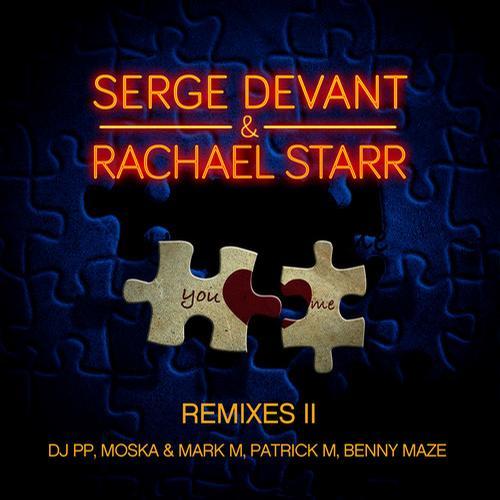 Album Art - You and Me - Remixes Part 2