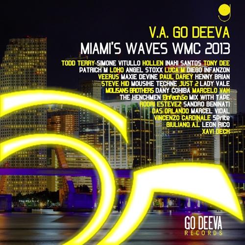 Album Art - GO DEEVA MIAMI'S WAVES WMC 2013