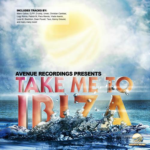Album Art - Take Me To Ibiza (Day Edition)