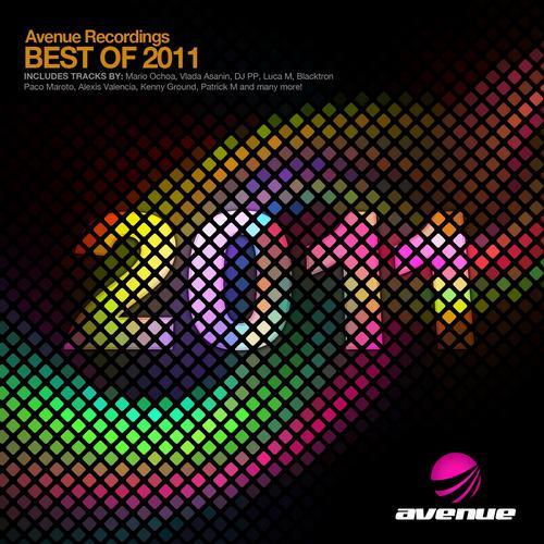 Album Art - Best Of 2011 (Avenue Recordings)