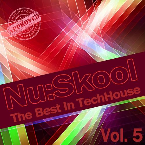 Album Art - Nu:Skool - The Best in TechHouse, Vol. 5