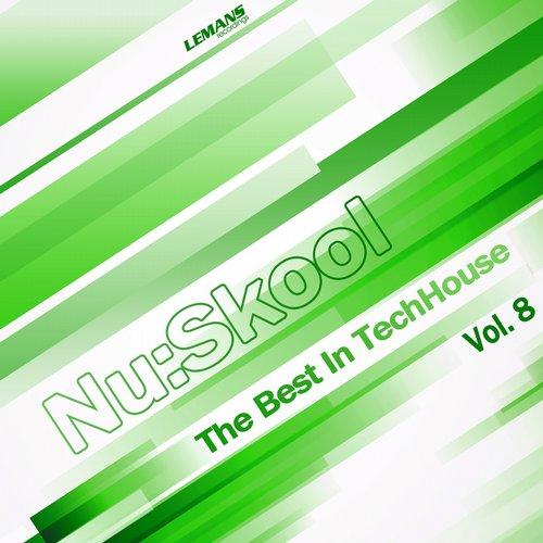 Album Art - Nu:Skool - The Best in TechHouse, Vol. 8