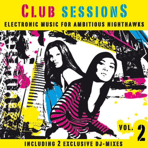 Album Art - Club Sessions Vol. 2 - Music For Ambitious Nighthawks