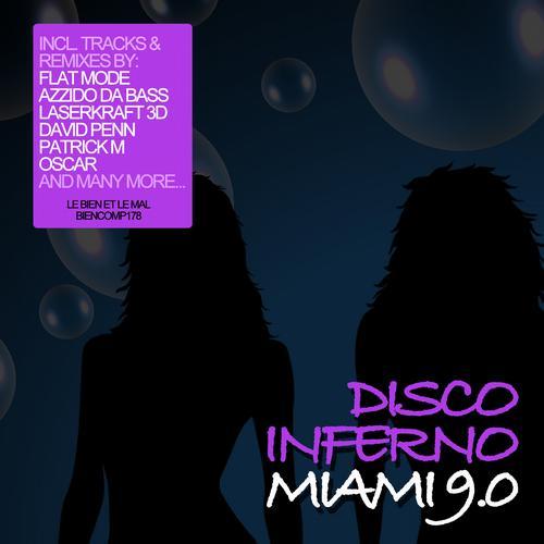 Album Art - Disco Inferno Miami 9.0