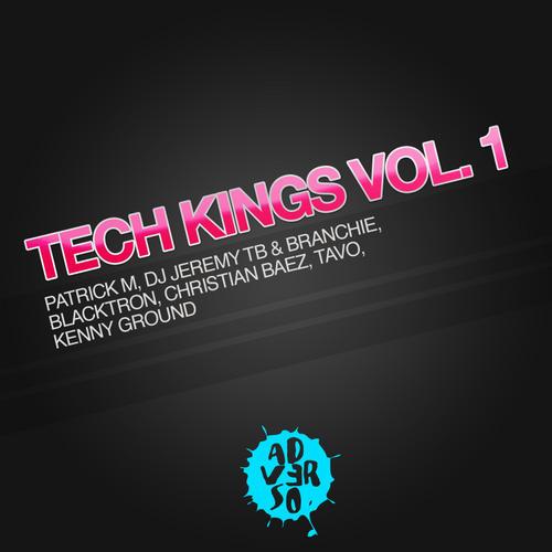 Album Art - Tech Kings Vol. 1