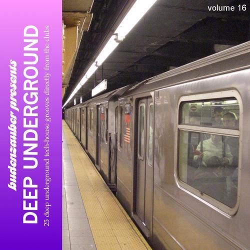 Album Art - Budenzauber Pres. Deep Underground Volume 16