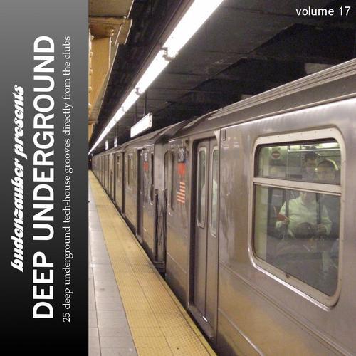Album Art - Budenzauber pres. Deep Underground Volume 17