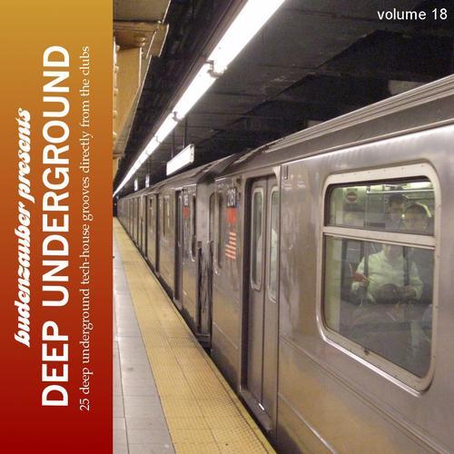 Album Art - Budenzauber pres. Deep Underground, Vol. 18
