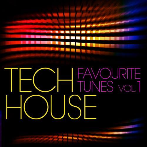 Album Art - Tech House Favourite Tunes, Vol. 1 (DJ's Quality Club Session)