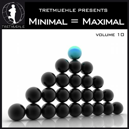 Album Art - Minimal = Maximal Vol. 10
