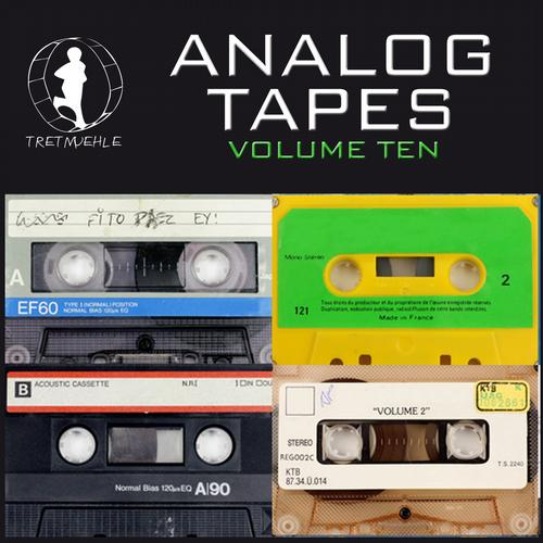 Album Art - Analog Tapes 10 - Minimal Tech House Experiencees
