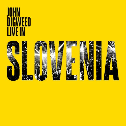 Album Art - John Digweed - Live In Slovenia