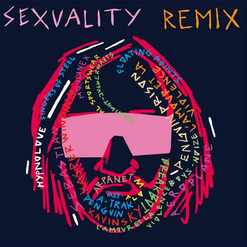 Sexuality Remix Album Art