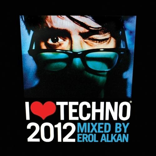 Album Art - I Love Techno 2012